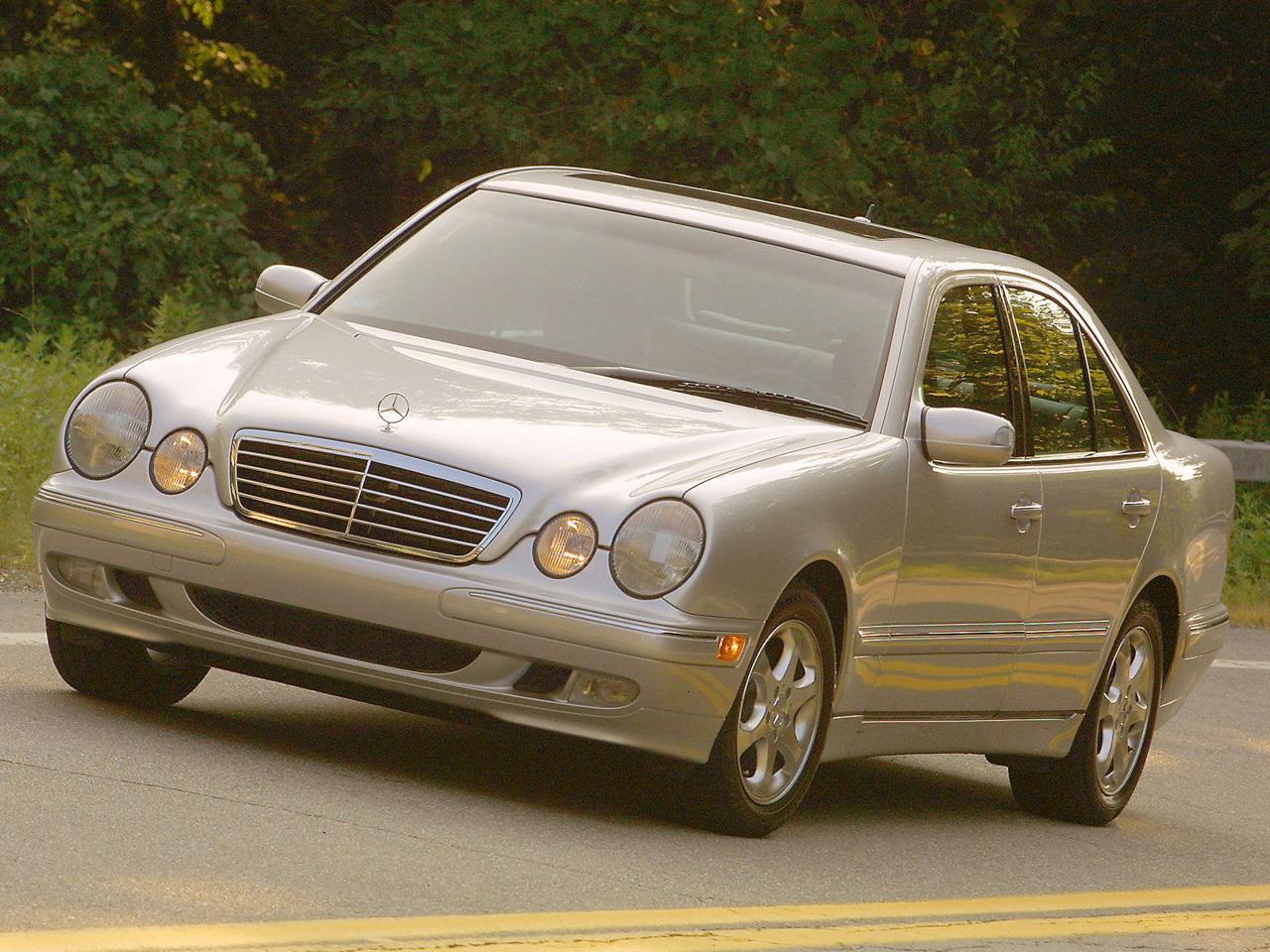 Mercedes E-class W210: цена, технические характеристики ...